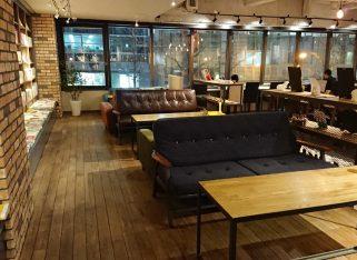 世界と繋がるラウンジ「The World Lounge Co&Co」